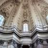 Sant'Ivo alla Sapienza, widok kopuły