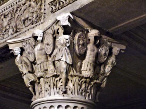 San Lorenzo fuori le mura, kapitel z VI w.