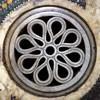 San Lorenzo fuori le mura, fragment dekoracji z XIII w.