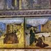 San Lorenzo fuori le mura, fragment fresków w przedsionku kościoła