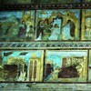 San Lorenzo fuori le mura, freski w przedsionku kościoła
