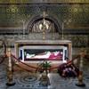 San Lorenzo fuori le mura, gablota z ciałem i płyta nagrobna papieża Piusa IX