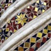 San Lorenzo fuori le mura, kandelabr na paschał, fragment