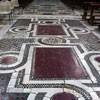 San Lorenzo fuori le mura, posadzka, warsztat Cosmatich