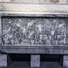 San Lorenzo fuori le mura, sarkofag z czasów antycznych, przedsionek kościoła