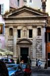 Fasada kościoła San Lorenzo i Fonte (Santi Lorenzo e Ippolito)