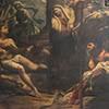 Kościół San Lorenzo in Fonte (Santi Lorenzo e Ippolito), Męczeństwo św. Wawrzyńca