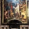 San Lorenzo in Lucina, kaplica rodu Fonseca, Giacinto Gimignani, Cud proroka Elizeusza