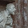 San Lorenzo in Lucina, kaplica rodu Fonseca, portret Gabriele Fonseki, Gian Lorenzo Bernini