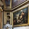 San Lorenzo in Lucina, kaplica św. Wawrzyńca, Męczeństwo św. Wawrzyńca, Giuseppe Creti