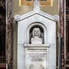 Basilica of San Lorenzo in Lucina, funerary monument of Nicolas Poussin