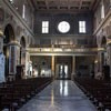 Basilica of San Lorenzo in Lucina, interior – view from the main altar