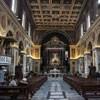 Basilica of San Lorenzo in Lucina, interior