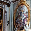 San Lorenzo in Miranda, freski ukazujące dzieje Marii, autor nieznany, poł. XVIII w.