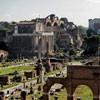 Church of San Lorenzo in Miranda at Forum Romanum
