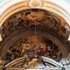 San Lorenzo in Miranda, sklepienie kaplicy Wniebowzięcia Marii, freski z XVIII w.