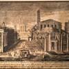 San Lorenzo in Miranda, XVI w., obok kościół Santi Cosma e Damiano, rep. w muzeum Nobile Collegio Chimico Farmaceutico Universitas Aromatoariorum Urbis