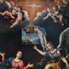 San Lorenzo in Miranda, Zwiastowanie, Alessandro Fortuna
