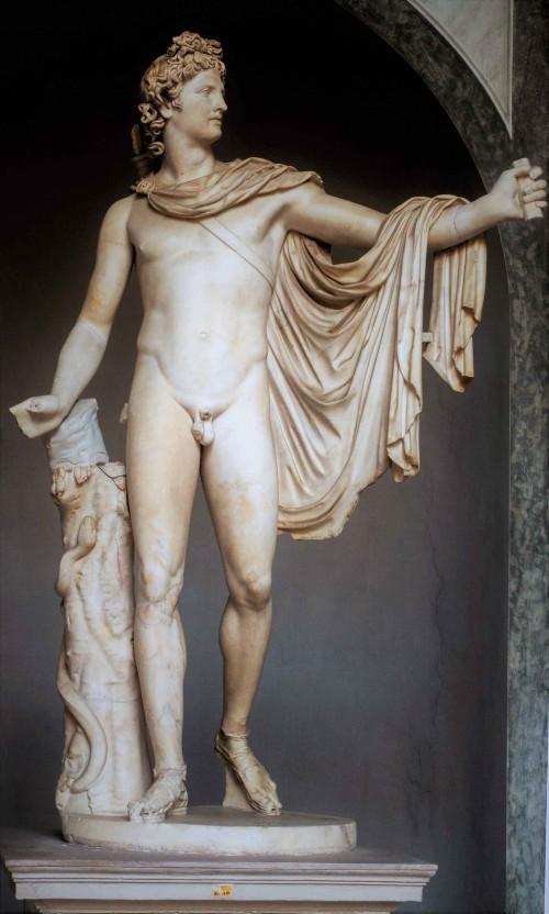 Apollo Belwederski, Musei Vaticani