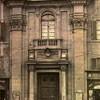 San Lorenzo in Piscibus,  fasada dawnego kościoła od strony Piazza Rusticucci, zdj. Wikipedia, autor Christianpppp