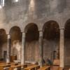San Lorenzo in Piscibus, nawa kościoła