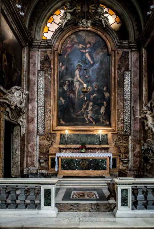 Church of San Marcello, Paolucci Chapel
