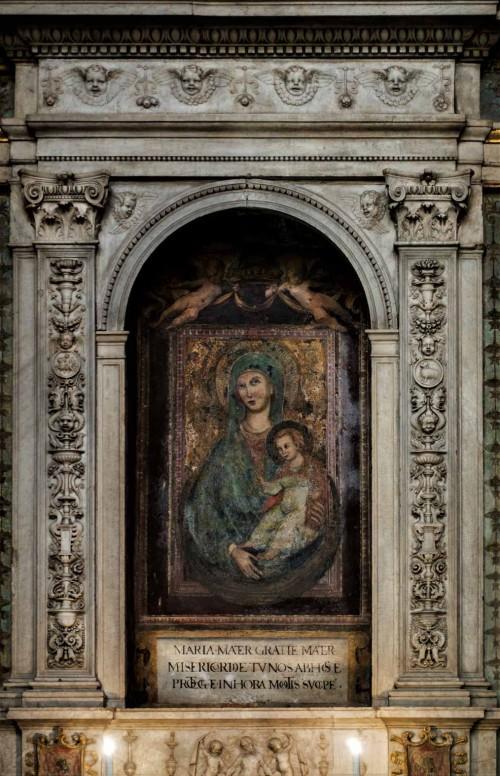 San Marcello, Madonna z Dzieciątkiem, XIV w.