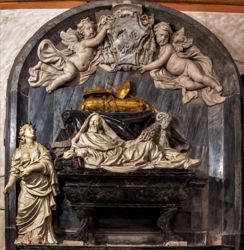 San Marcello, pomnik nagrobny kardynała Francesca Cenniniego