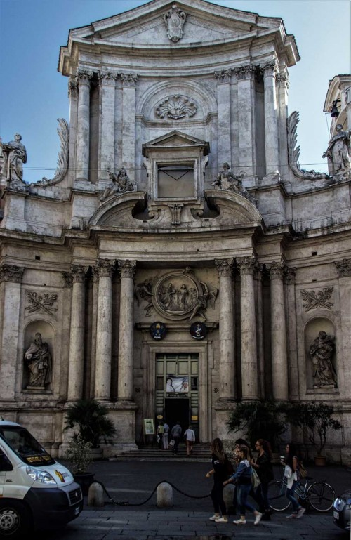 San Marcello przy via del Corso