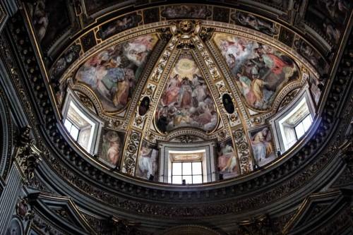 San Marcello, zwieńczenie absydy ołtarza głównego
