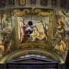San Marcello, fresk na sklepieniu kaplicy Krzyża, Narodziny Ewy