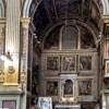 San Marcello, freski Francesco Salviatiego, w środku Madonna z Dzieciątkiem