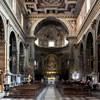 Church of San Marcello, main nave, Jacopo Sansovino