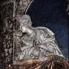 San Marcello, pomnik Marii Colomby Vicentini, Bernardino Cametti, fragment