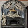 Church of San Marcello, funerary monument of Cardinal Francesco Cennini, Giovanni Francesco dei Rossi