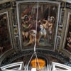 San Marcello, sklepienie kaplicy rodu Frangipane