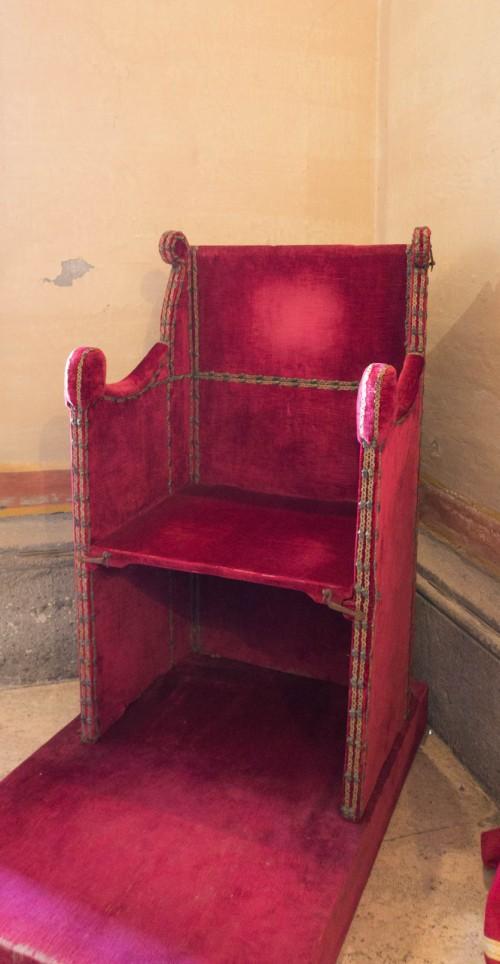 Fotel kardynała Ludovico Ludovisiego, Casino Ludovisi