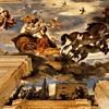 Casino Ludovisi, dekoracja stropu salonu parteru, Guercino, Aurora, fragment