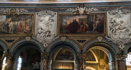 San Marco, dekoracje podokienne