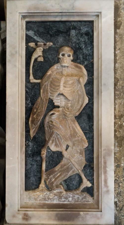 San Marco, monument nagrobny kardynała Pietro Basadonny, fragment postumentu