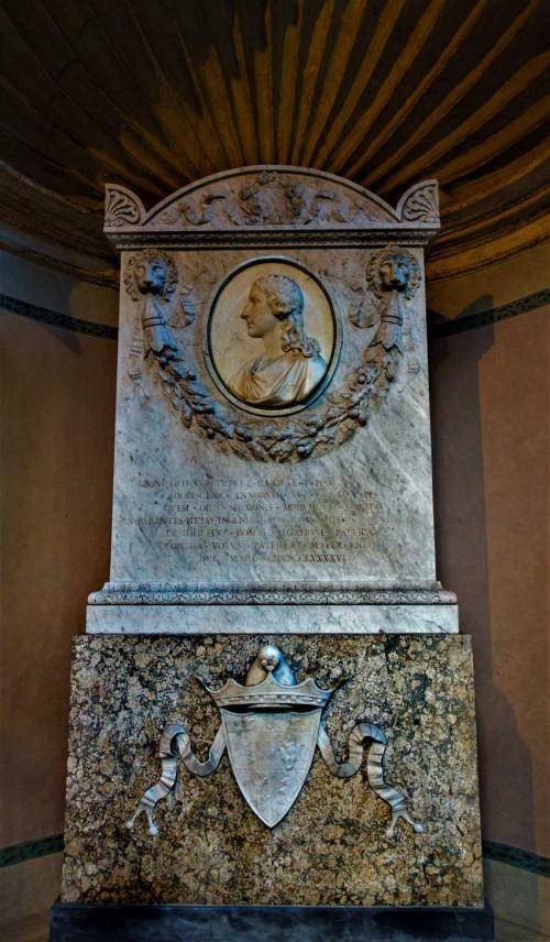 San Marco, pomnik nagrobny Leonardo Pesara, Antonio Canova