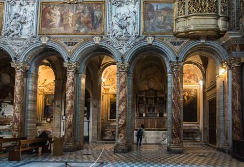 San Marco, prawa nawa kościoła