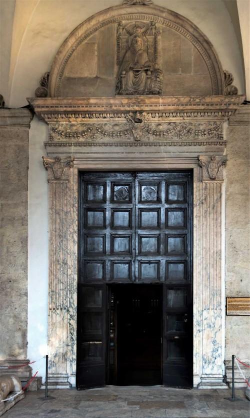 San Marco, renesansowy portal kościoła