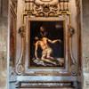 San Marco, kaplica Matki Boskiej Bolesnej, Pieta, Bernardino Gagliari
