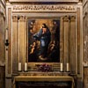 San Marco, kaplica Niepokalanego Poczęcia, obraz - Pier Francesco Mola