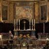 San Marco, konfesja św. Abdona i Senena, prezbiterium kościoła
