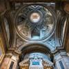 San Marco, sklepienie kaplicy św. Marka, proj. Pietro da Cortona