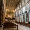 San Marco, wnętrze kościoła
