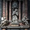Santissimi Nomi di Gesù e Maria, pomnik nagrobny Giorgia Bolognettiego, Francesco Cavallini