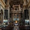 Santissimi Nomi di Gesù e Maria, widok wnętrza